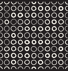 Seamless childlike pattern abstract vector