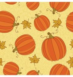 Thanksgiving pattern vector