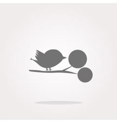 bird icon bird icon bird icon picture vector image vector image