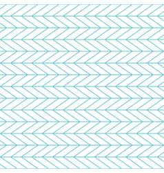 herringbone chevron pattern background vector image