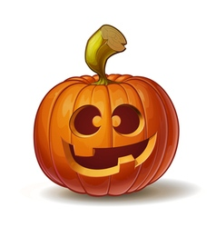 Pumpkins Funny 2 vector