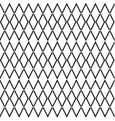 Tile black and white pattern or website background vector