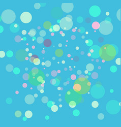 abstract green background multicolored blurred vector image