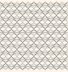 subtle texture seamless mesh pattern thin lines vector image