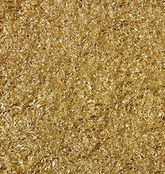 golden foil background template for cards vector image