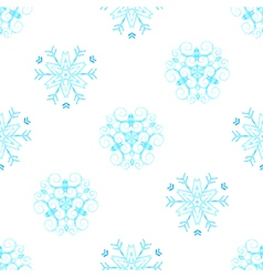 seamless watercolour pattern vector image