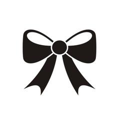 Bow icon Menu icon vector
