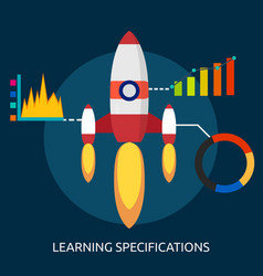 Learning specifications conceptual design vector
