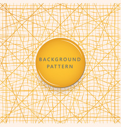 geometric gold textures pattern background vector image
