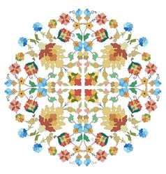 Artistic ottoman pattern series twenty nine vector