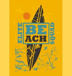california t shirt boat beach design vector image