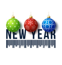 2022 new year sale new year merry christmas card vector
