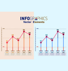 infographics 0009 vector image