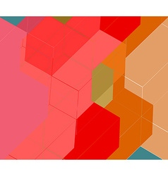 Abstract modern web page background vector image