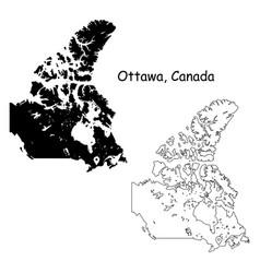 1039 ottawa canada vector