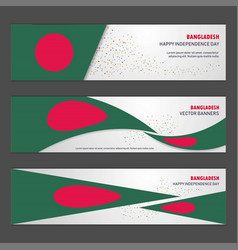 Bangladesh independence day abstract background vector