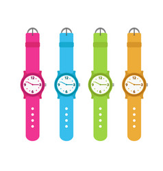 Timer Watch Kids Vector Images 68