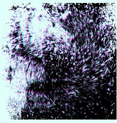 modern grunge rough artistic texture vector image