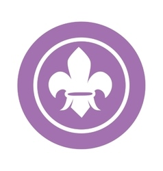 Scout sign vector