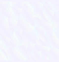 White triangles seamless pattern vector