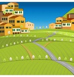 02 Italy City vector