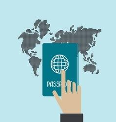 Passport1 vector