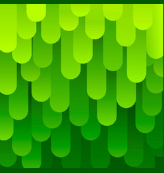 background with flat dynamic design vector image
