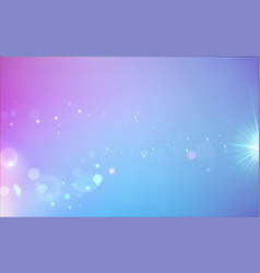 Soft blue abstract background vector