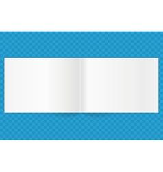 Magazine landscape vector image