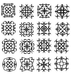 Pattern 6 vector
