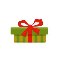 christmas gift boxes vector image