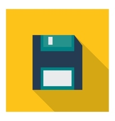 Diskette icon Technology design graphic vector