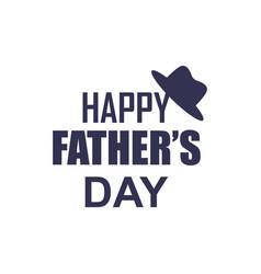 Father day badge sticker logo icon design vector