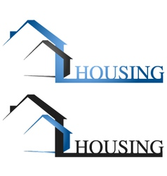housing design vector image