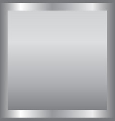 Silver gradient background design texture vector