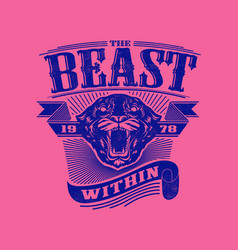 Beast within vector