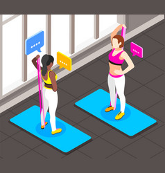 Resistance band pair composition vector