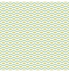 Green garden pattern Abstract texture vector image
