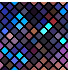 Abstract rhomb background vector image