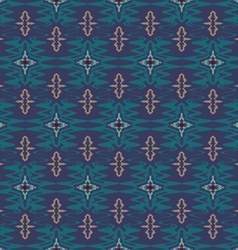 Background abstract oriental pattern vector image