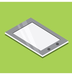 Tablet Pc Isometric Icon vector