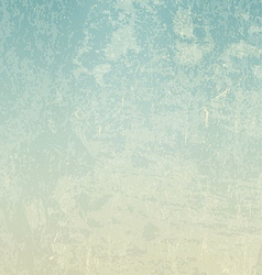 Grunge vintage old paper background For retro vector image vector image