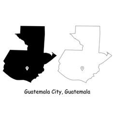 1076 guatemala city guatemala vector