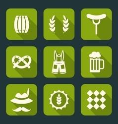 Oktoberfest Symbols vector