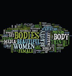 End the battle with your body text background vector