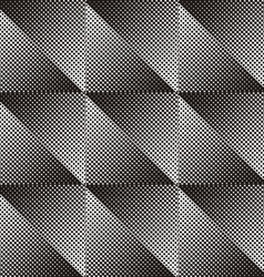 Seamless halftone pattern vector