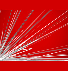 textured radial lines spreading explosion effect vector image