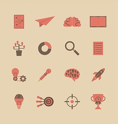 130innovation icon vector image