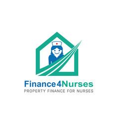 Finance 4nurses vector