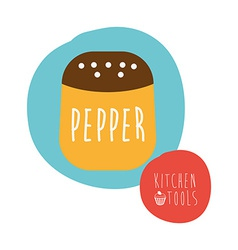 Pepper design vector